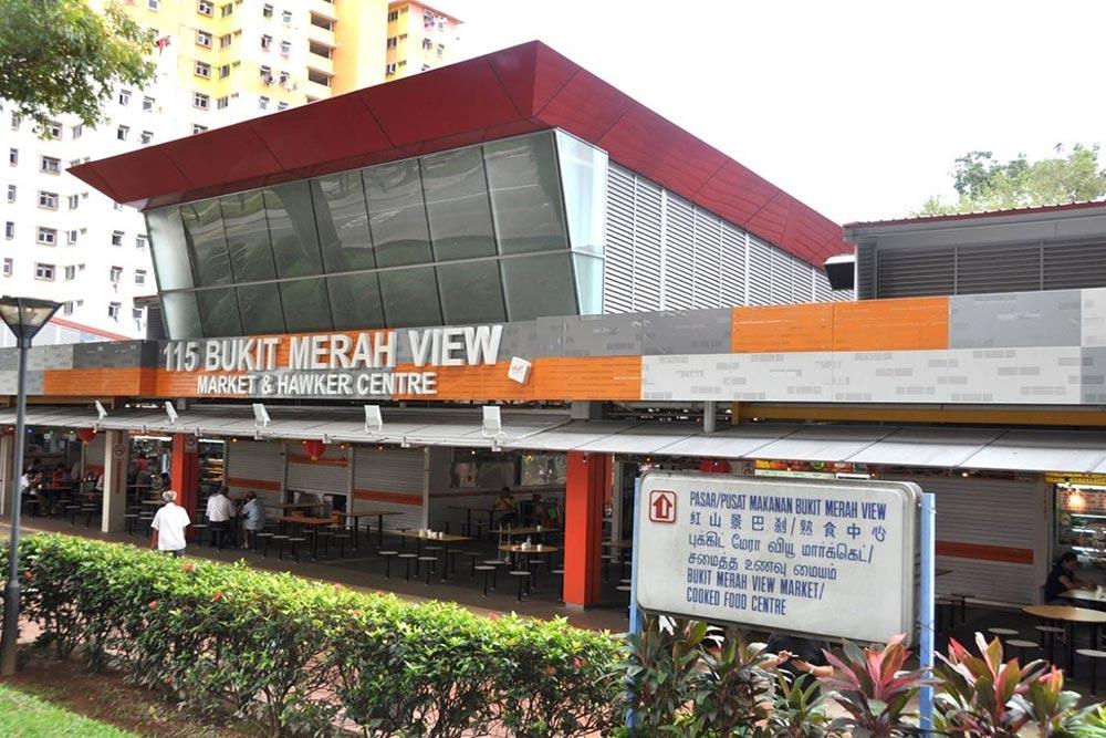 Bukit Merah Market